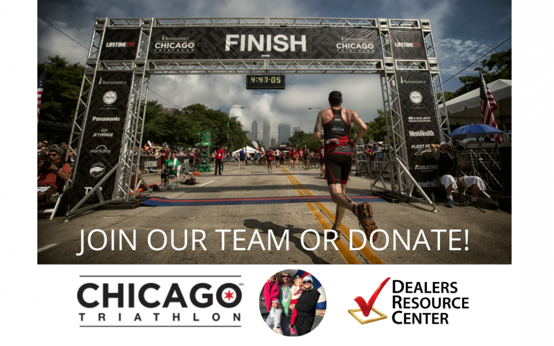 Save Lives with Dealers Resource Center and Team Brightside!