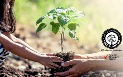 DRC Joins the Arbor Day Foundation'sTime for Trees™ Initiative